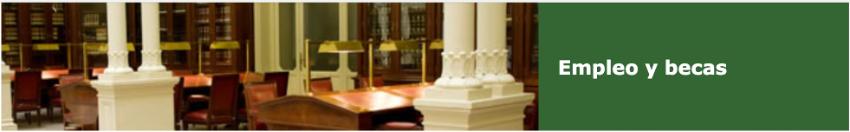 Banco de España. Procesos selectivos de contratación temporal