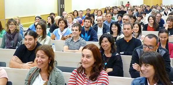 sesiones humanidades UNED Pamplona